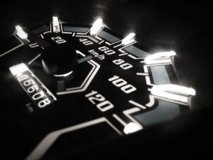 speedometer with adapter to fix ratio inaccuracies